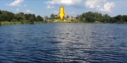 Продам участок 15 соток с видом на озеро,  д. Вепраты,  39 км от МКАД